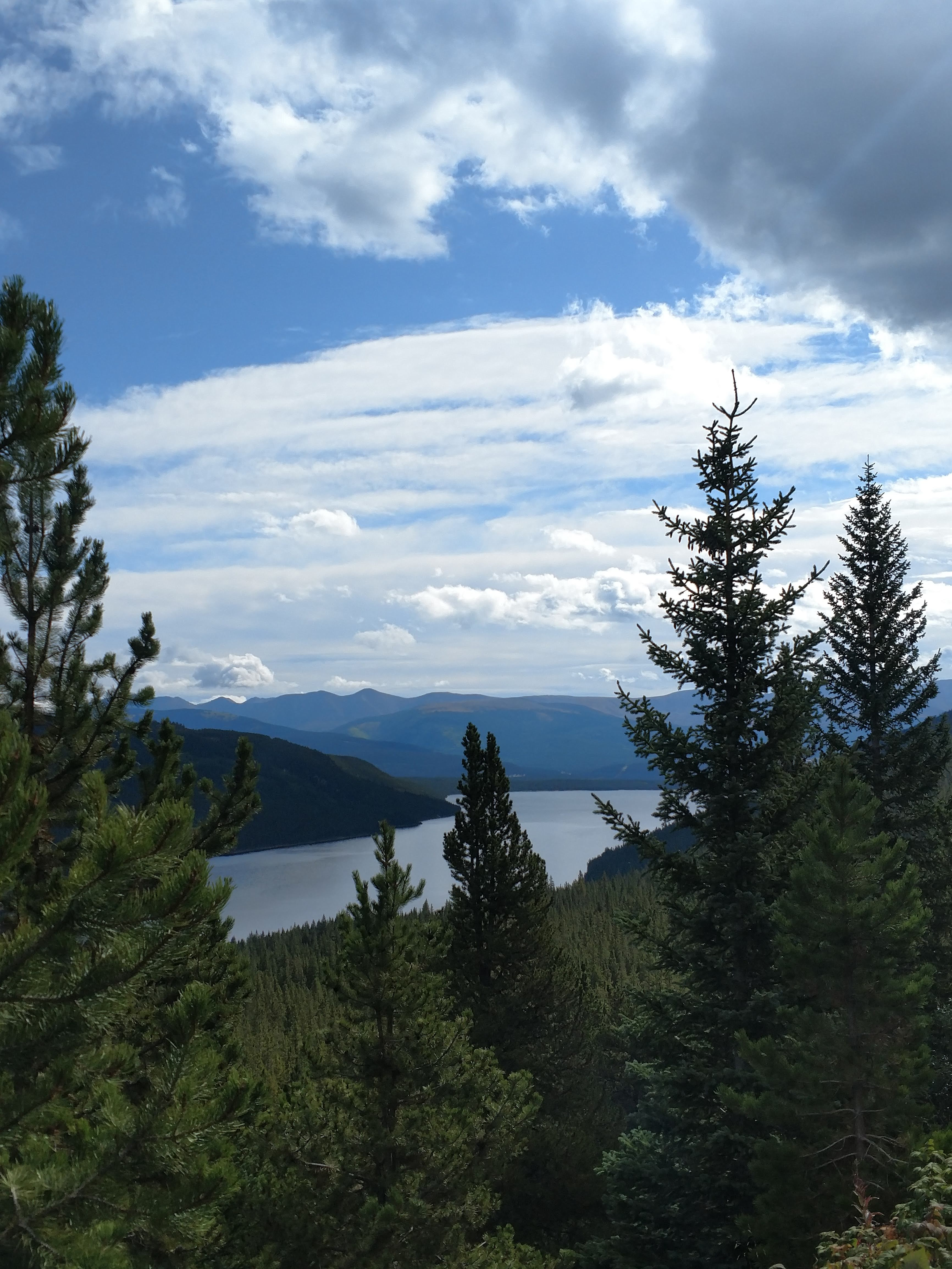 Turquoise lake is an awesome and less rigorous place to hike.