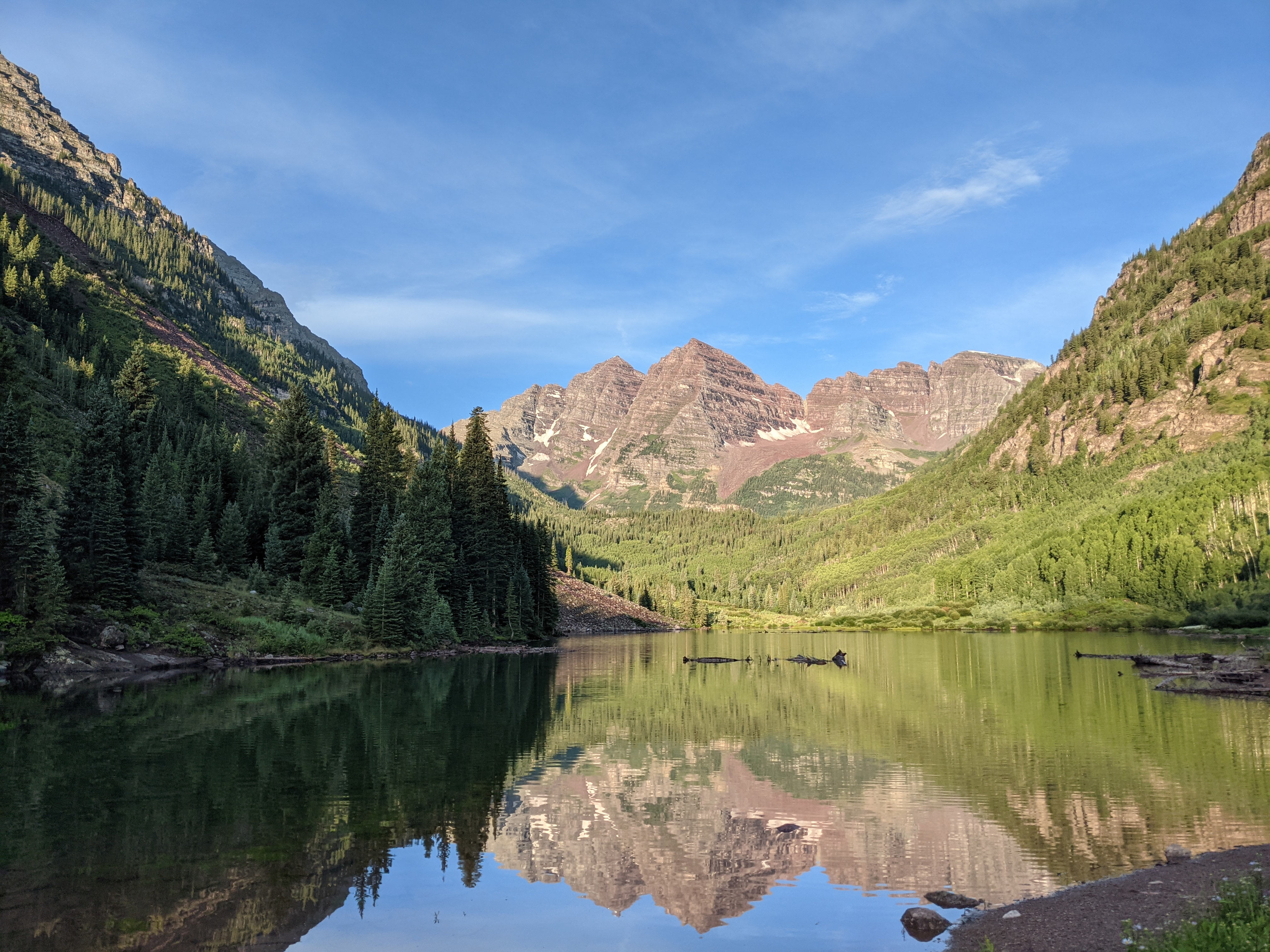 The Bells, the most iconic picture in Colorado is just the beginning of the Four Pass Loop.