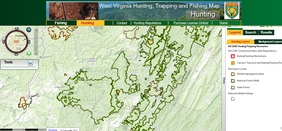 State Interactive Maps - APT OutdoorsAPT Outdoors | Be an APT in the on