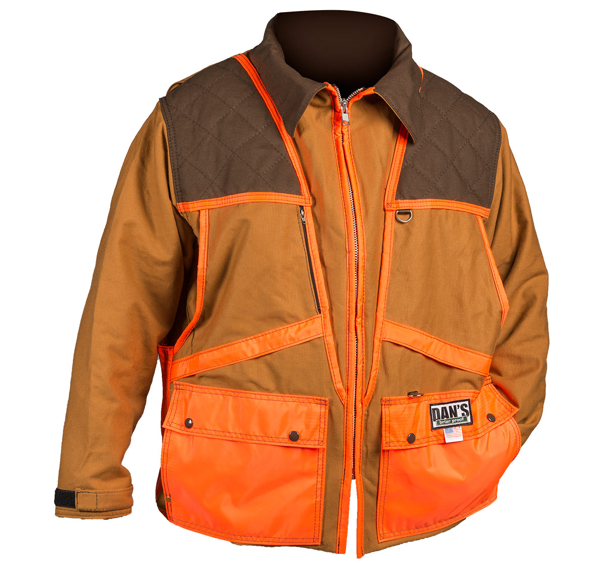 Dans Briarproof Upland Game Coat
